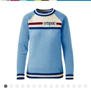 Cotopaxi Libre Sweater Cloud Blue Unisex